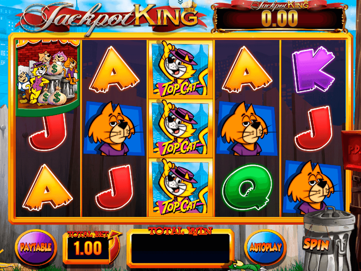 Spiele Colin The Cat - Video Slots Online