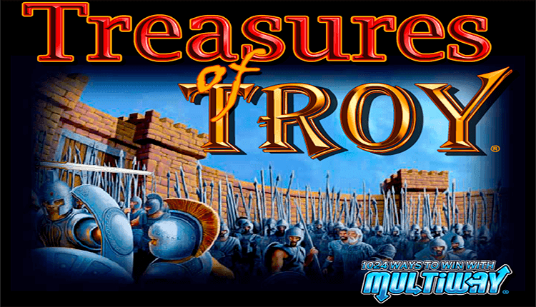 Troy Treasures