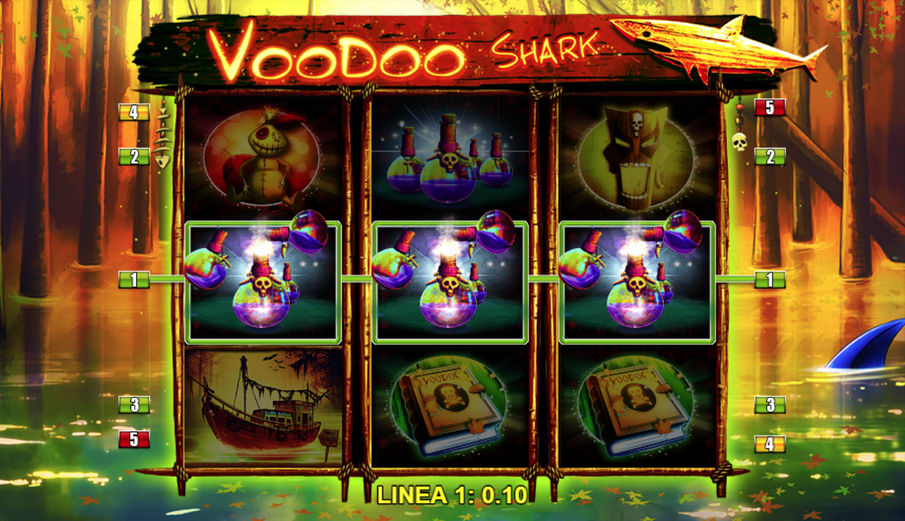 Voodoo Shark