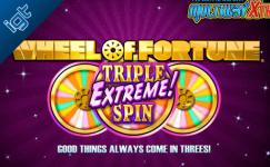 wheel of fortune triple