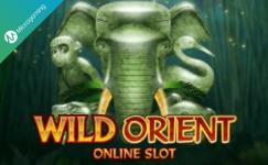 wild orient slot machine
