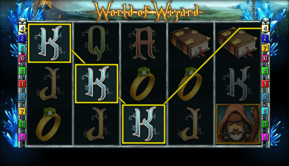 Spiele World Of Wizard - Video Slots Online